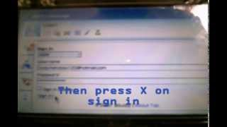 How to put Msn (messenger) on your Psp [Easy Way]