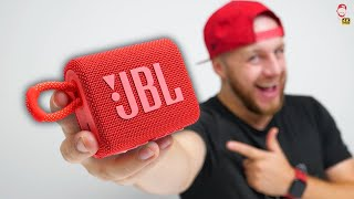 🔊 JBL GO 3 Unboxing: Nejmenší repráček JBL je ještě lepší! | WRTECH [4K]