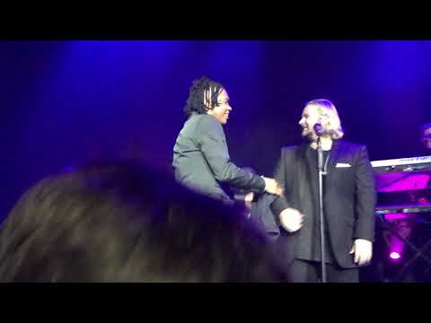 dcTalk - intro to Between You And Me - #JesusFreakCruise #BlueWristBandShow 7/13/17