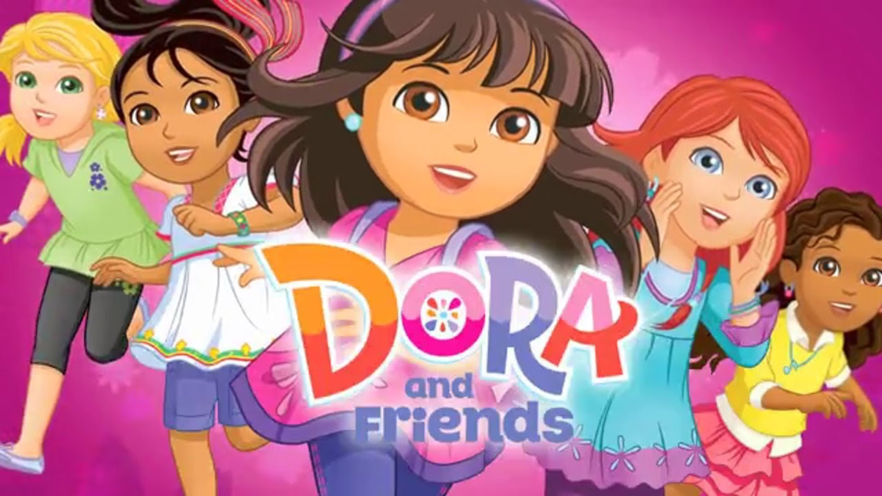 Dora and friends into the city full episodes in english
