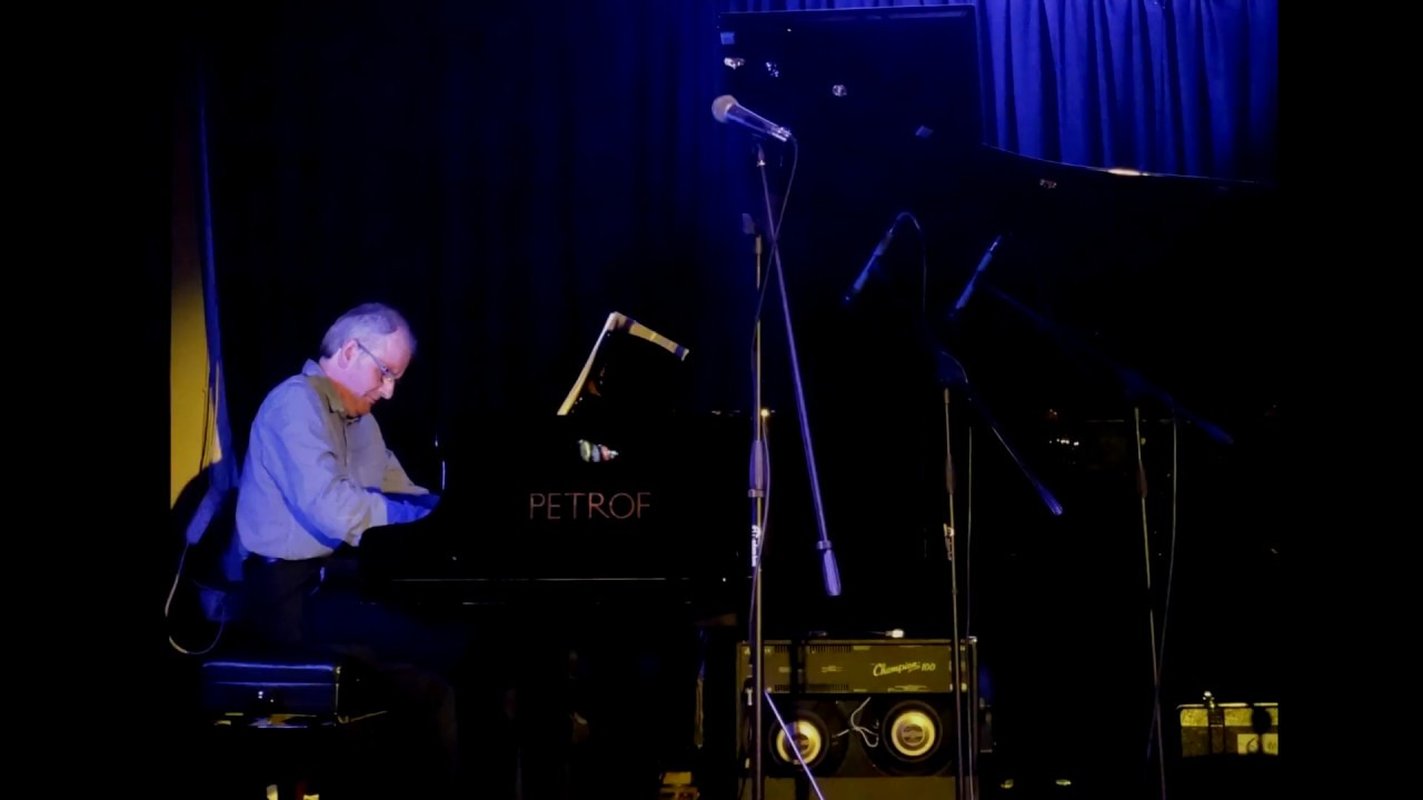 Martin O'Leary on Irish Piano Music
