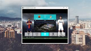 Play Game | PES 2017 el clasico fc barcelona classic vs real madrid classic SSpatch lock v2.0 !!
