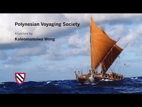 Kaleomanuiwa Wong | Polynesian Voyaging Society || Radcliffe Institute