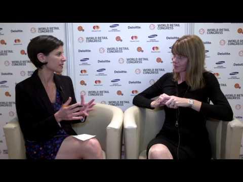Interview with Hayley Tatum, Asda at World Retail Congress 2014
