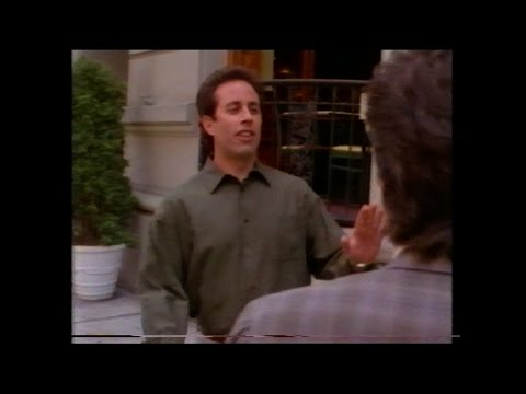 Mad About You with Jerry Seinfeld cameo