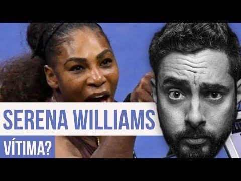 SERENA WILLIAMS I ESPIRAL DE DEMÊNCIA - QUERO LÁ SABER #42