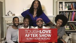 Live Aftershow with Natasha Alford