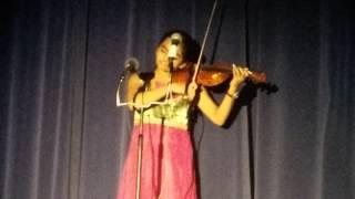 Thumbi Vaa Violin Ashi Talentshow 2015