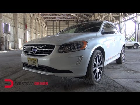 Test Drive: 2014 Volvo XC60 T6 AWD on Everyman Driver