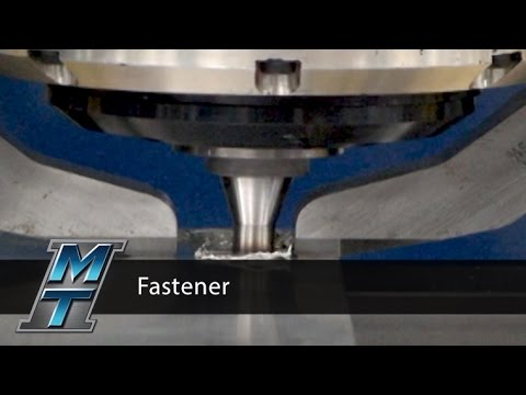 Friction Stir Welding Demonstration Video
