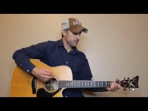 Drinking Again Luke Bryan Guitar Lesson Tutorial Youtube