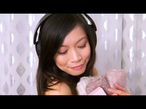 ASMR Pamper Yourself *Soft Spoken Triggers* Cozy Unboxing FabFitFun