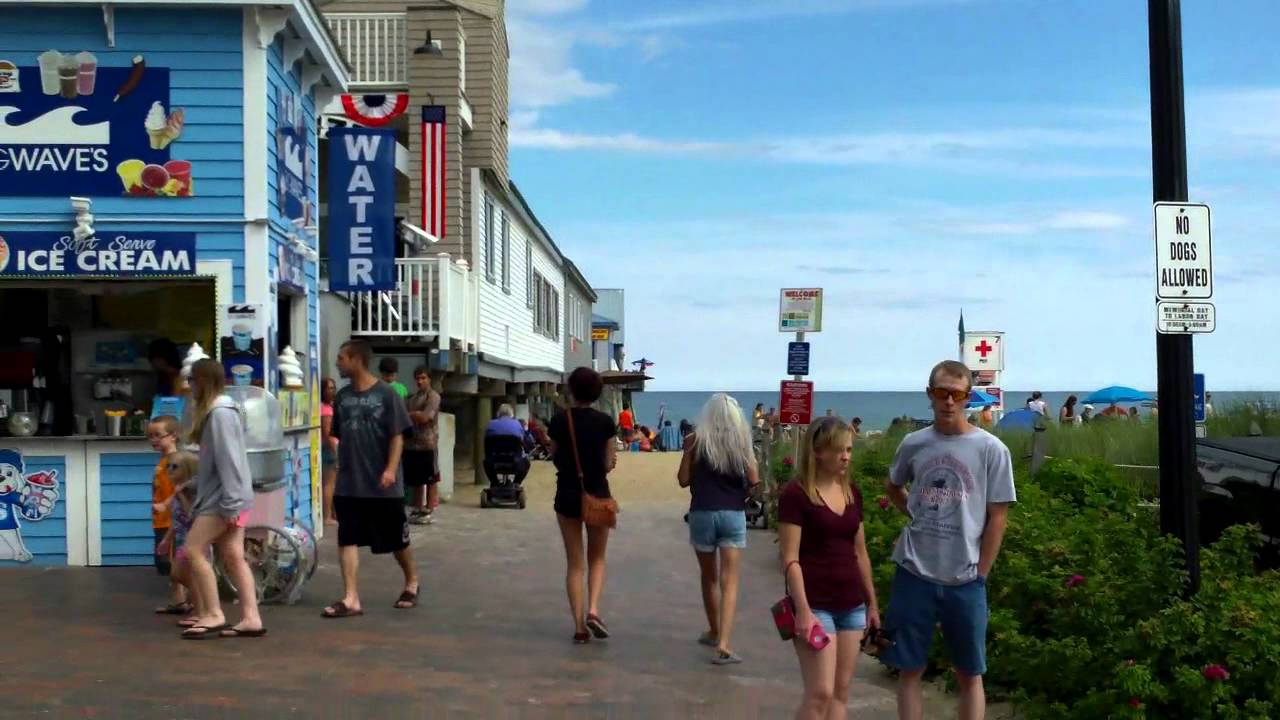 Old orchard beach maine summer time 2015 frank margel for What time is it in maine right now