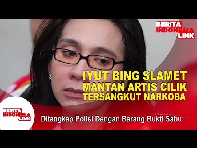 Iyut Bing Slamet Ditangkap