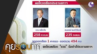 เบื้องลึก พปชร. เลือก..ตั้ง ชวน ประธานสภาฯ (25พ.ค.62) คุยรอบทิศ | 9 MCOT HD
