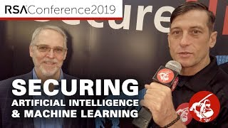 RSA 2019 ▶︎ Securing Artificial Intelligence & Machine Learning