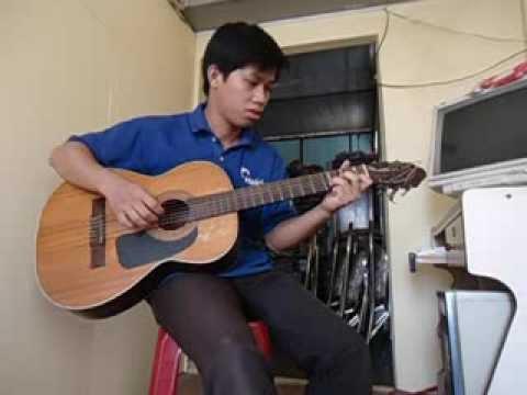 Mua xuan cua em guitar solo
