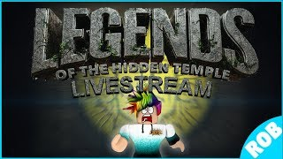 🔴Live: ROBLOX - Legends Of The Hidden Temple - S3 E2 - (Reserved spot!)