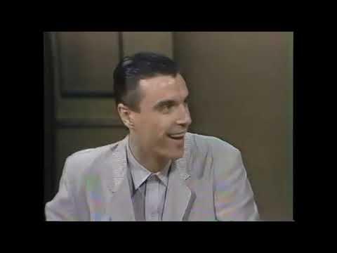 David Byrne Being David Byrne For 4.30 Mins