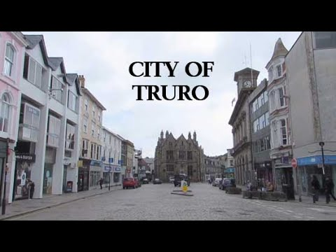 Truro - Cornwall's only city