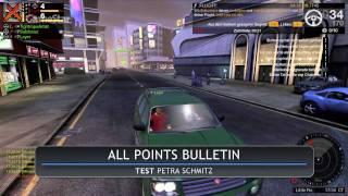 APB: All Points Bulletin im Test-Video
