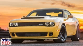 Hennessey Took the 2018 Dodge Demon and Nearly Doubled Its Horsepower
