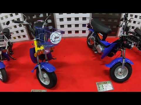 Yamaha Chappy, Yamaha LB80