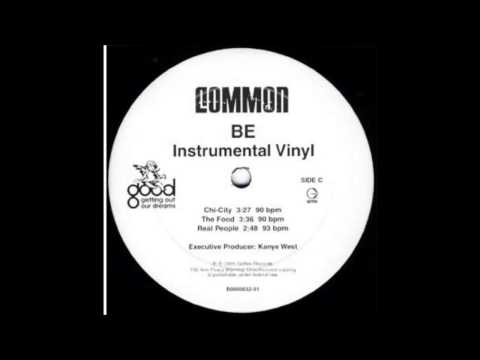 Common - They Say (Instrumental) (HQ)