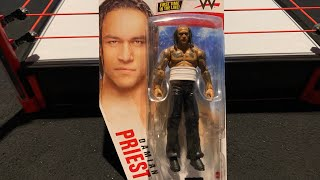 WWE Basic Series 122 Damian Priest unboxing and review