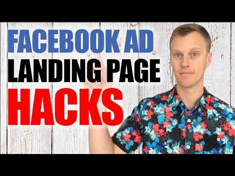 Facebook Ad Landing Page Tips For Killer Conversions