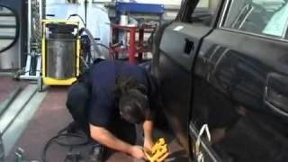 Видеоурок по восстановлению геометрии кузова автомобиля