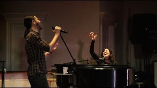 Paula Cole ft. Aris - I Believe In Love / live at Sanctuary Concerts at the Presbyterian Church