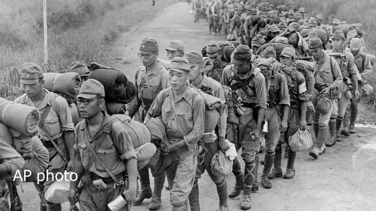 Ron Riedel recalls Japanese surrender in Philippines ...