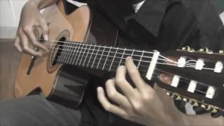 Anji - Dia Fingerstyle Guitar Cover Indonesian