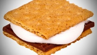 How To Make S'mores In The Microwave.