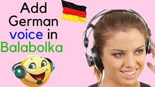 Balabolka Daniel Voice