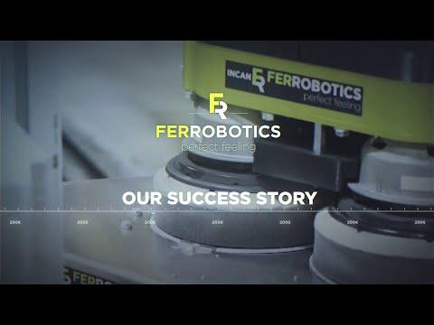 15 YEARS OF INNOVATION - FerRobotics