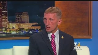 Boston Police Commissioner Evans On Body Cameras, Recent Violence