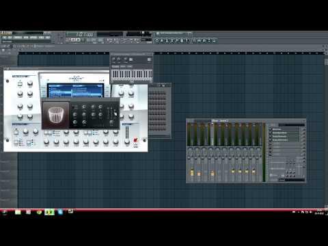 Tutorial: How To Make Armin Van Buuren - Sound Of The Drums In FL-Studio