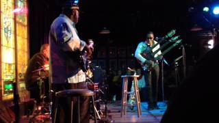 Eddie Shaw & The Wolfgang (1) at The Maintenance Shop