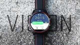 Kospet Vision Review: Unbelievably GOOD Smartwatch Phone!