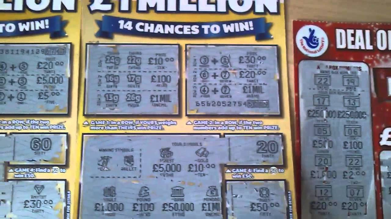 best scratch cards