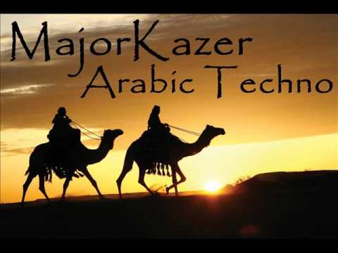 MajorKazerArabic Techno AUDIO