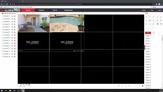 Spyclops Pro Remote Viewing Web Browser Setup screenshot 4