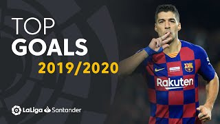 TOP 10 GOLES LaLiga Santander 2019/2020