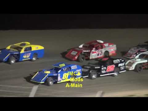 U S 36 Raceway Stock Cars Sprints A Mods   Power Puff Fenders Open Wheel