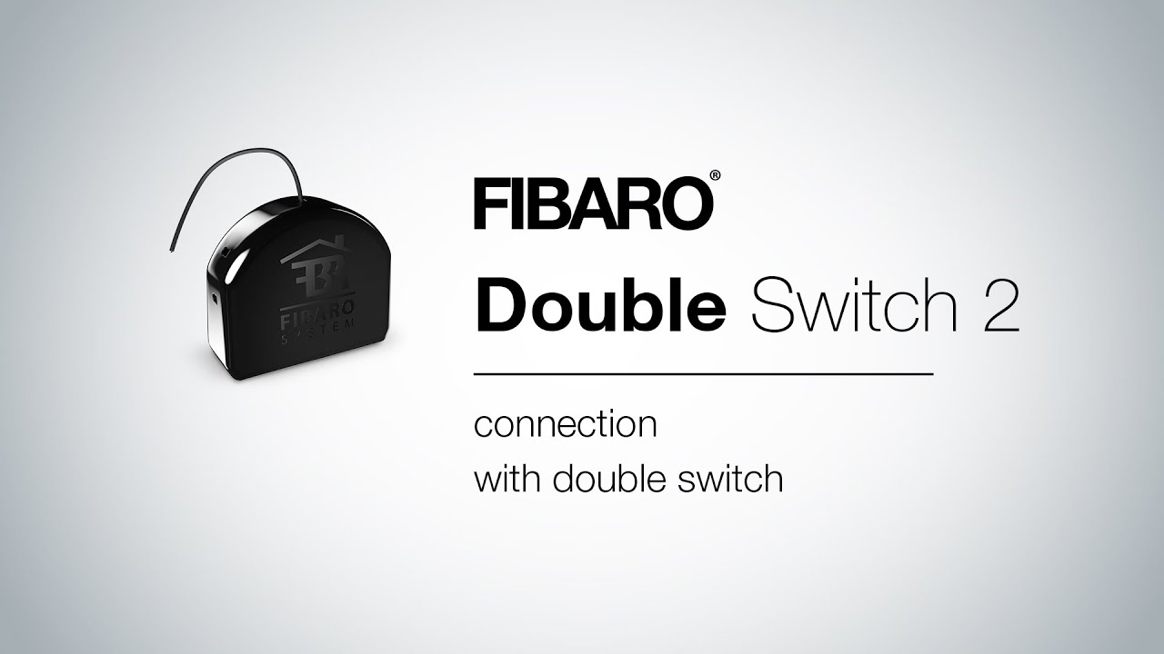 hight resolution of fibaro double switch 2 installation