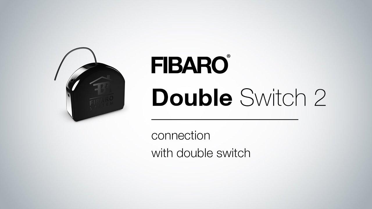 medium resolution of fibaro double switch 2 installation