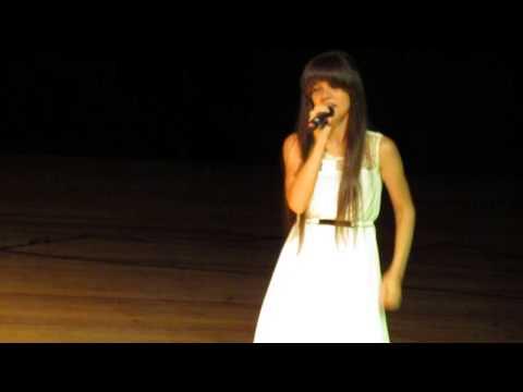 Sinem Kadıoğlu - Just Once Soyu -  K-Pop Cover Contest Final AnkaraTURKEY