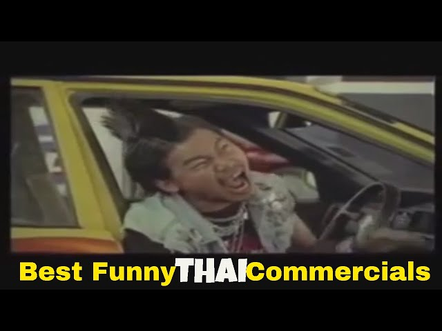 Thai funny commercials: Driving like mad won't get you anywhere [part 10]